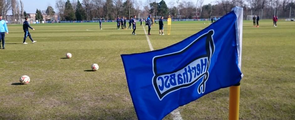 Trainingsgelände Hertha BSC