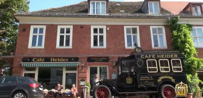Café Heider In Potsdam Pplus Produktionpplus Produktion