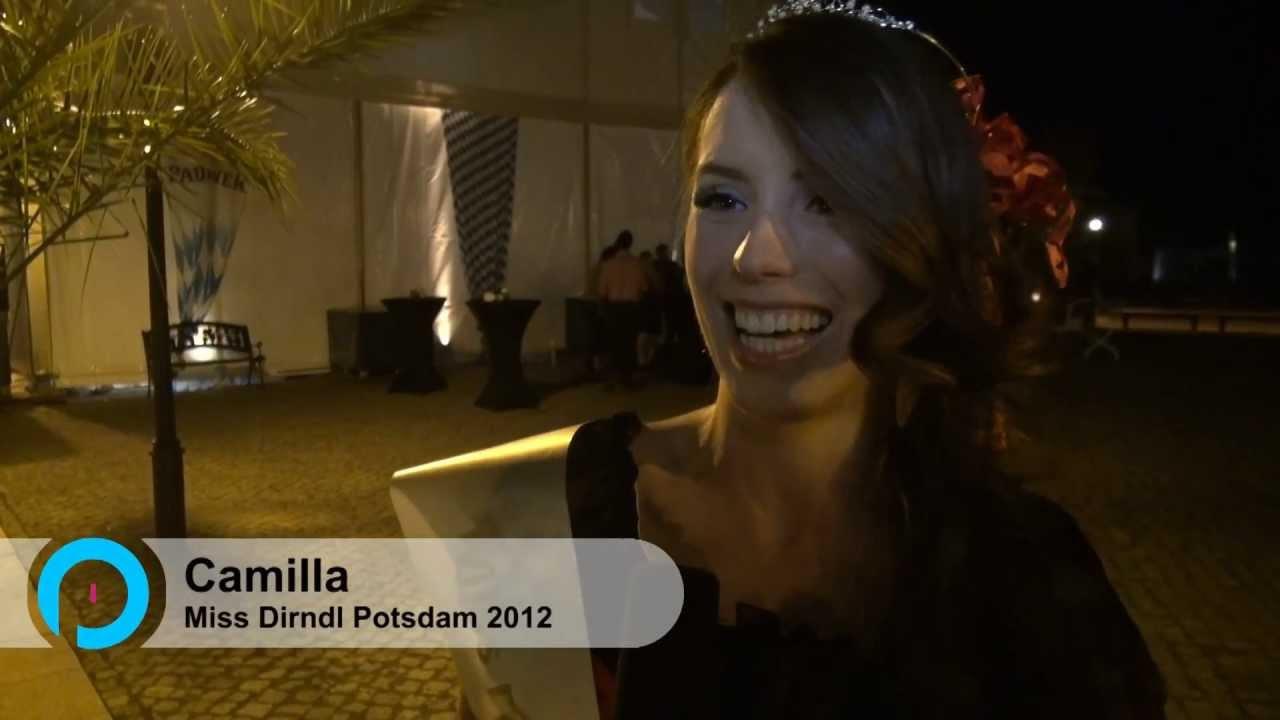 Miss Dirndl 2012