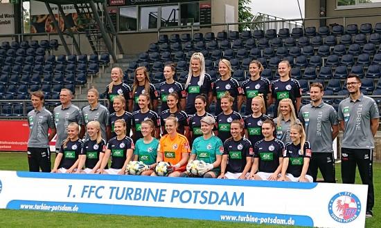 Turbine Potsdam Saison 2019/20